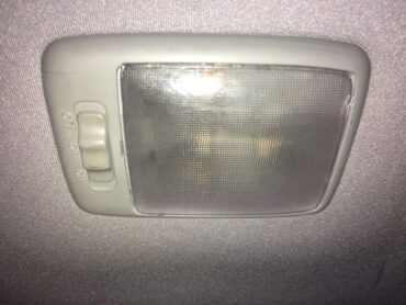 2005-2011 Hyundai Accent Dome Light Will Not Come On