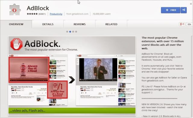 How to Install AdBlock for Chrome in Windows 8 - Share Your