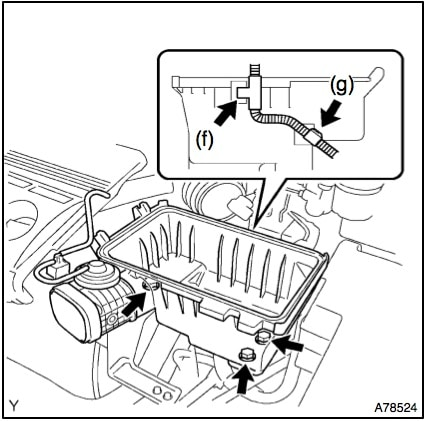 How To Replace The Starter On A 2004 2010 Toyota Sienna