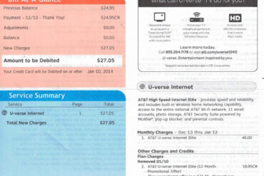How to Renegotiate your AT&T U-Verse 1-Year Promotional Offer
