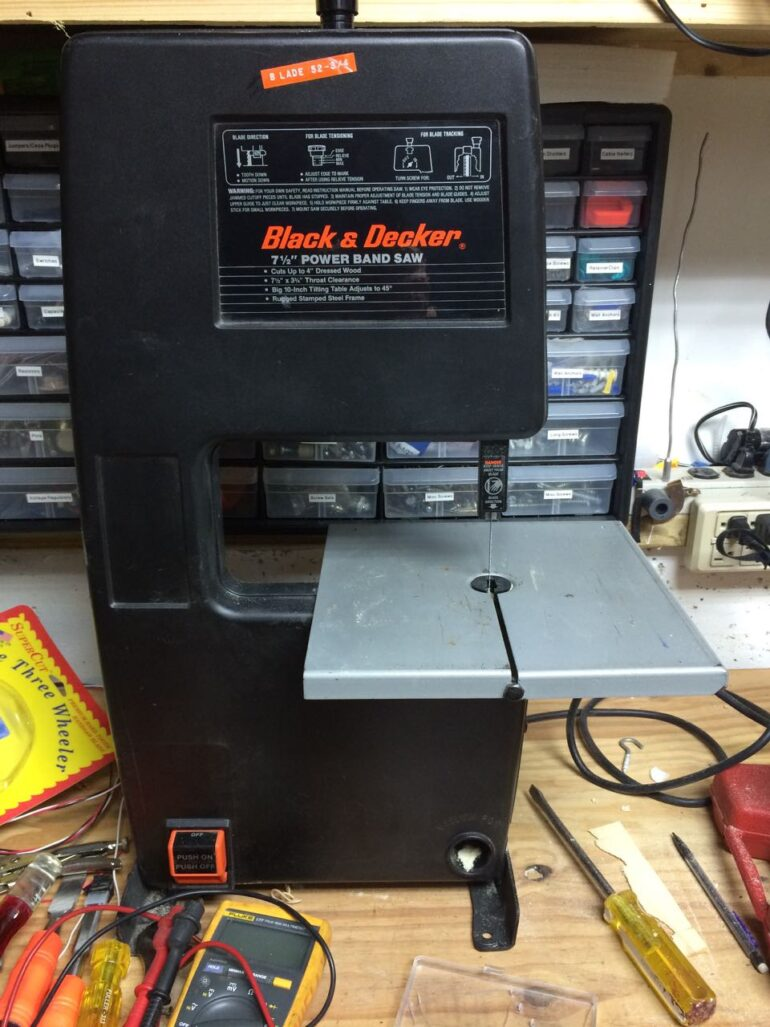 How To Find Blades For Black And Decker Model 9422 Band