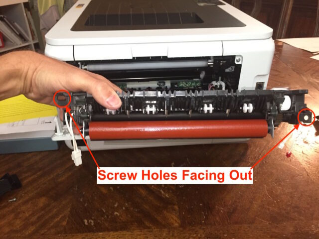 Brother HL-3170 Fuser Replacement - Share Your Repair