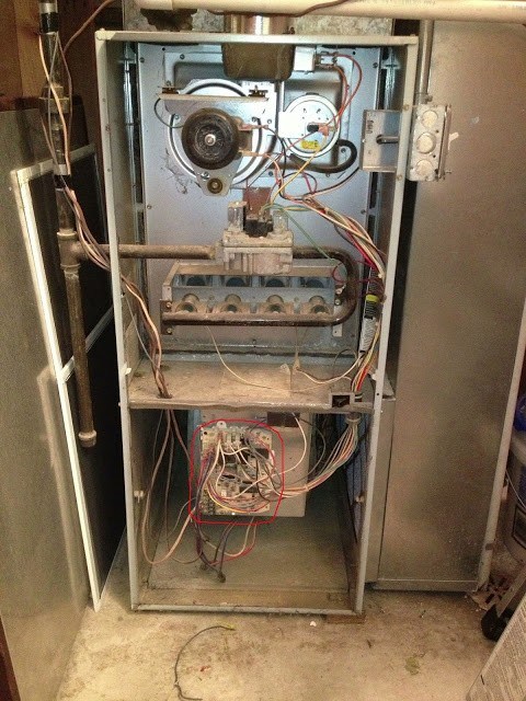 furnace wiring from breaker box thermostat wiring troubleshooting - share your repair household wiring diagram breaker box