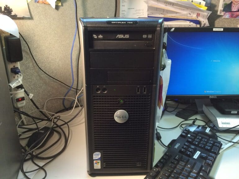 How to Troubleshoot and Fix a Dell Optiplex 755 Making a Grinding Noise