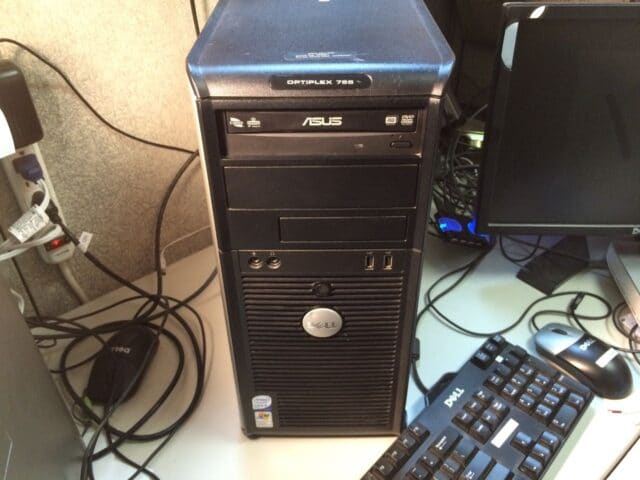 How to Fix Dell Optiplex 755 Making a Grinding Noise - Share