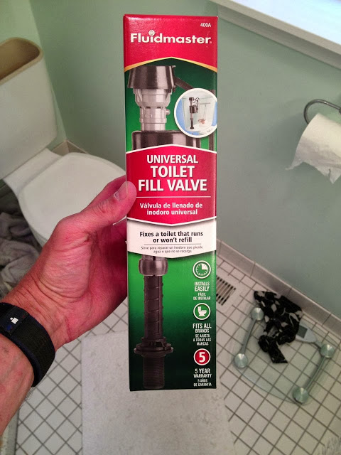 How To Replace A Toilet Tank Fill Valve Share Your Repair