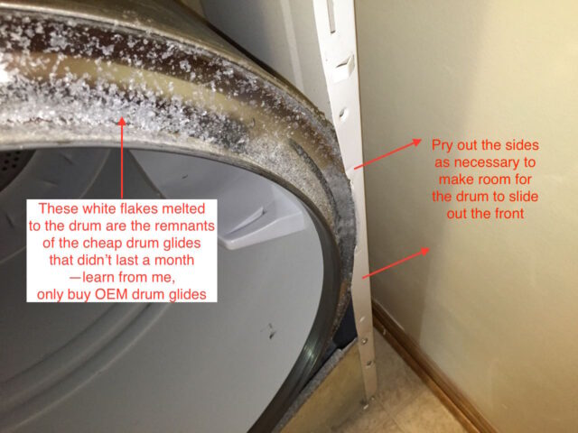 How to Replace GE Dryer Idler Pulley and Belt - Share Your