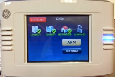 How to Add a Two Way Talking Touch-screen Sensor to a GE Simon XT Alarm