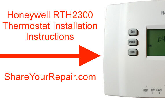 Honeywell RTH2300 Thermostat Installation Instructions 570x341 diagrams rth2300 wiring diagram honeywell thermostat wiring honeywell rth2300 rth221 wiring diagram at gsmx.co