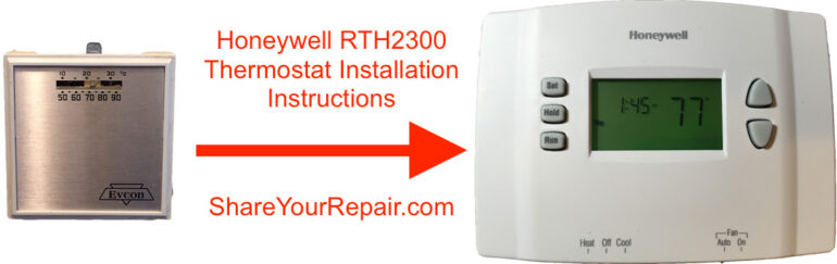 Honeywell RTH2300 Thermostat Installation Instructions 770x243 honeywell rth2300 thermostat installation instructions share your