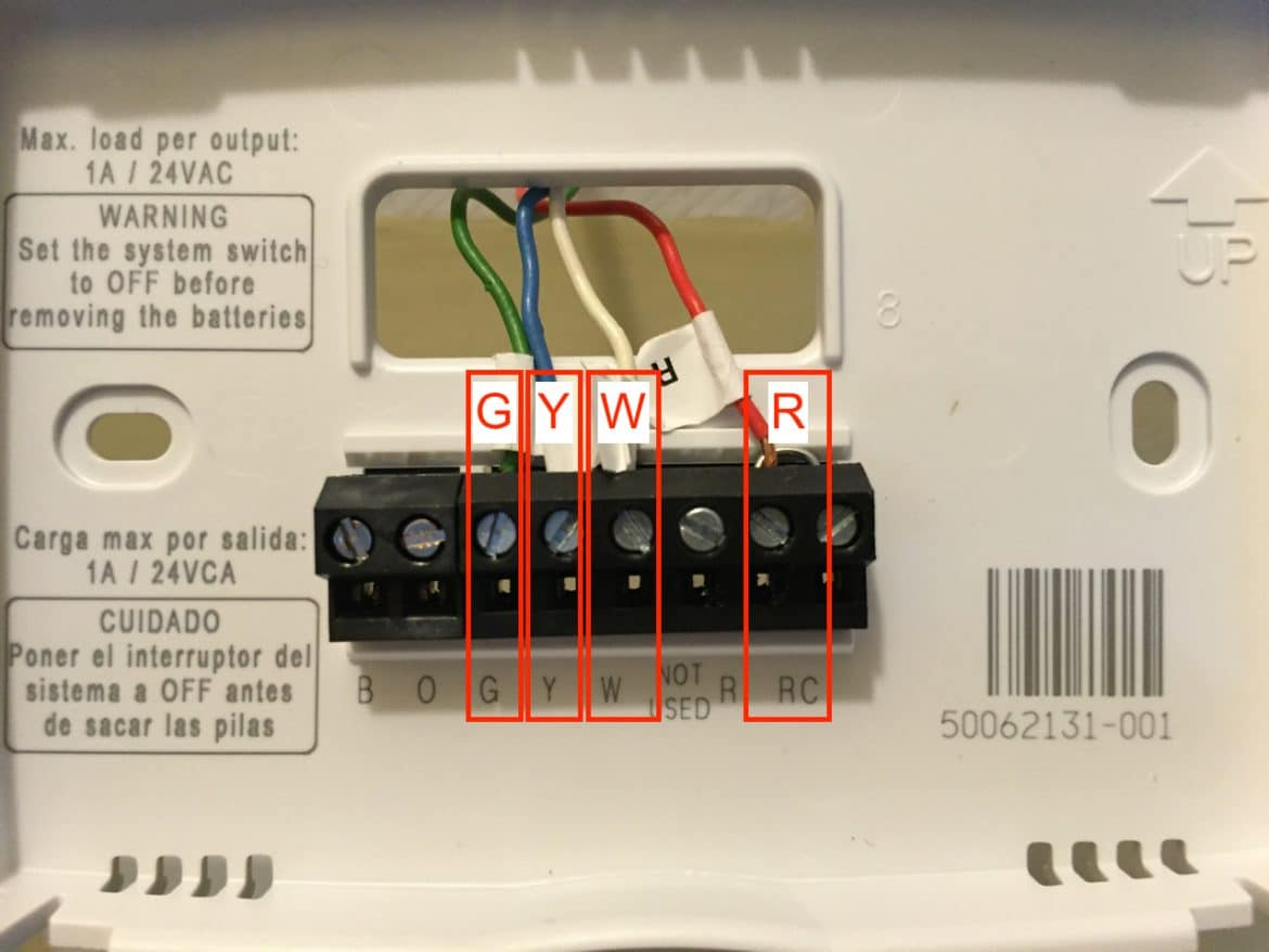 Honeywell Rth2300b Wiring Manual