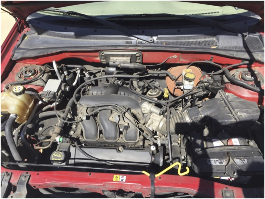 How To Degrease An Engine Bay Before Cleaning Share Your
