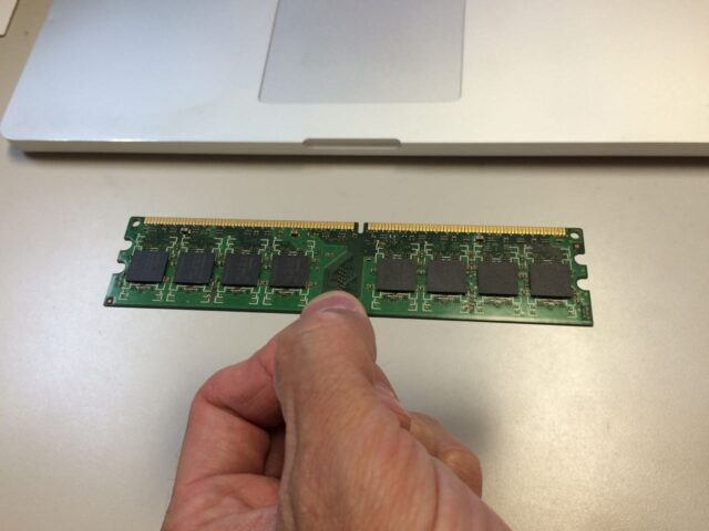 How to Hold RAM for Small Hands