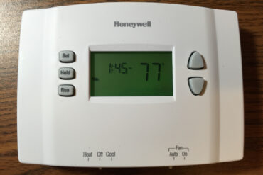 How to Program Honeywell RTH2300 Thermostat