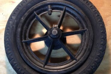 How to Replace the Inner Tube on a Stroller Tire