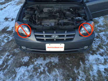 How to Troubleshoot and Repair Hyundai Accent Headlights
