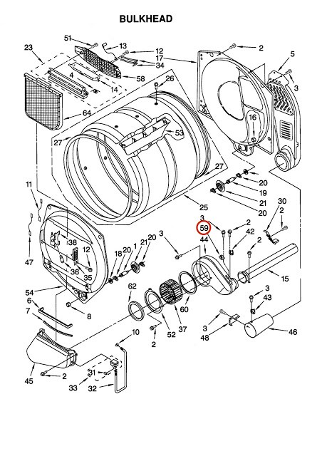 kenmore 80 series washing machine repair manual