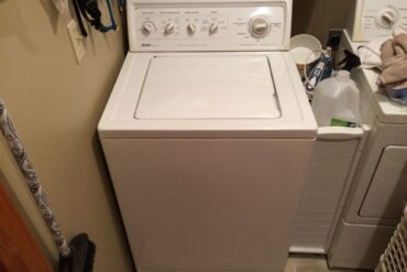 Kenmore 90 Series Washer Fills Slowly-Feature