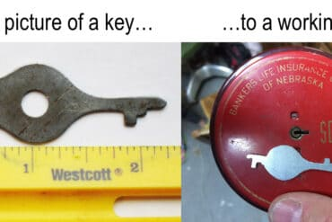 How to Make a Key From a Picture-How to Make an Add o Bank Key
