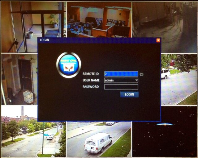 How to Export Video From a NightOwl 8 Channel PE 960H Series