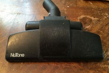 How to repair the roller on a NuTone Standard Floor Sweeper
