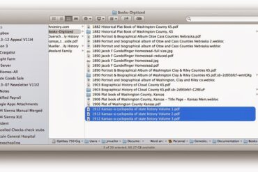 How to Create a Mac Application to Merge Pdf's in Automator