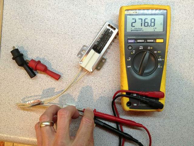 How to Replace the Igniter on a GE XL44 Oven - Share Your ...