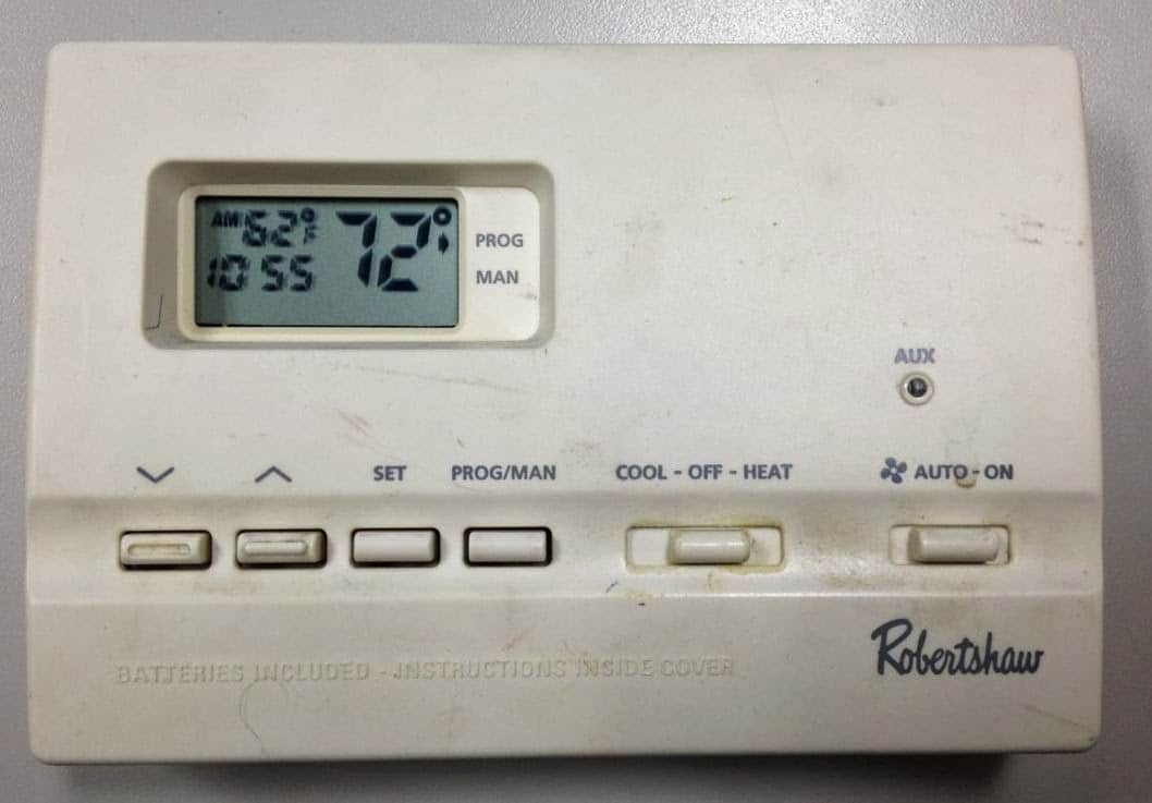 Wiring Diagram For Robertshaw Thermostat : Baseboard heater thermostat wiring diagram emerson