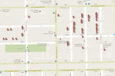 How to Plot a Batch of Addresses to Google Maps
