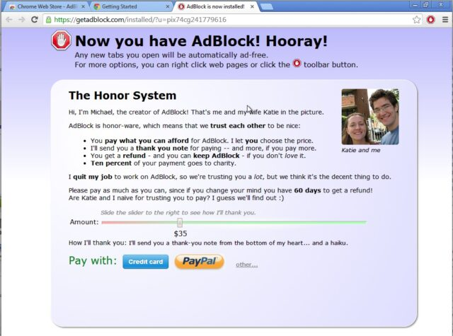 How to Install AdBlock for Chrome in Windows 7 - Share Your