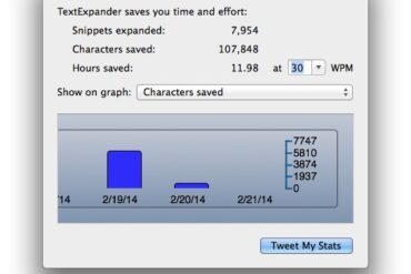 How to Save Time Typing Often Used Phrases Using TextExpander