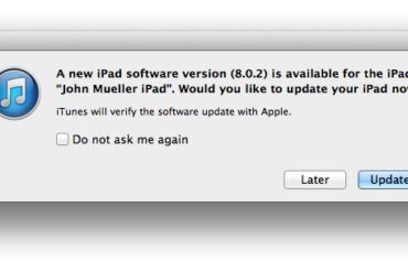 How Long Does it Take to Update your iPad running iOS to iOS 8.0.2