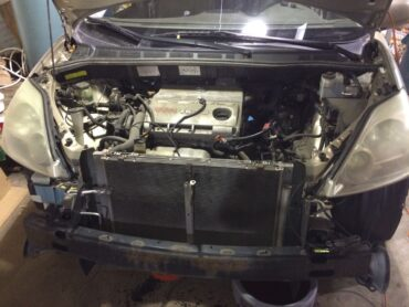 How to Replace the Radiator in a 2004-2010 Toyota Sienna