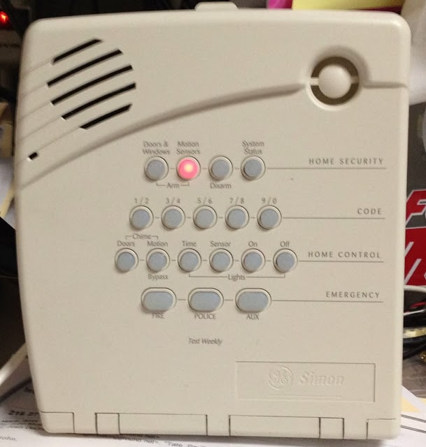 How to Program a Simon 3 Alarm System to Call Your Cell Phone