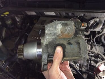 How to Replace the Starter on a 2004-2007 Toyota Sienna