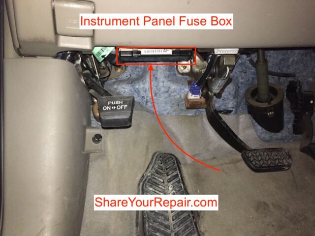 toyota sienna fuse box location 2001 toyota sienna fuse box location toyota sienna fuse locations - share your repair